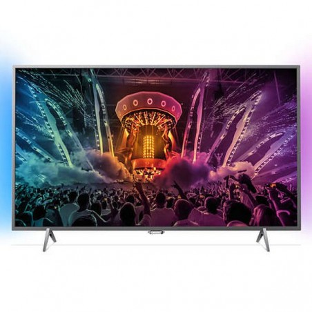 "TV intelligente Philips Series 6000 55"" LED 4K Ultra HD 8 GB Wifi"