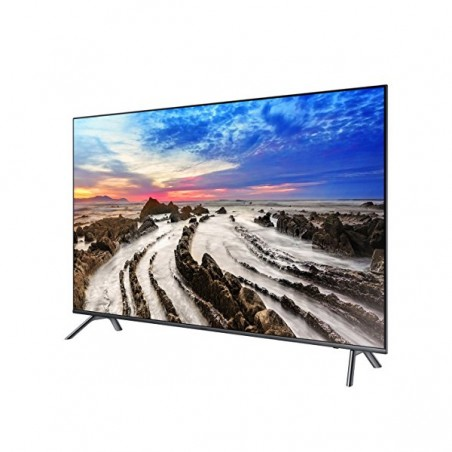 "TV intelligente Samsung 49"" Ultra HD 4K HDR WIFI Noir"