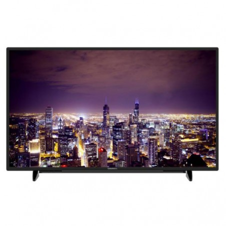 "TV intelligente Grundig 49"" 4K Ultra HD LED WIFI Noir"