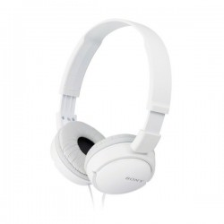 Casque Sony MDR ZX110 Blanc...