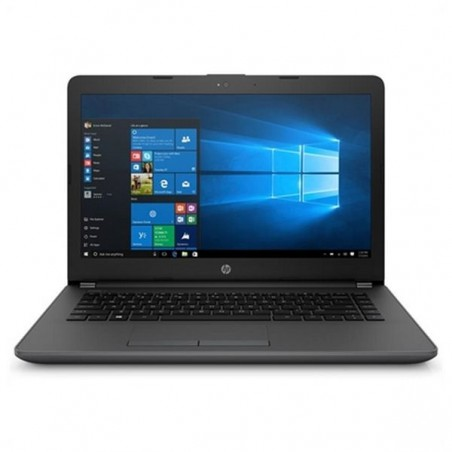 "Notebook HP 4QX37EA 14"" i3-7020U 8GB RAM 256 GB SSD Noir"