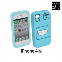 Coque pour iPhone 4/4S Faces