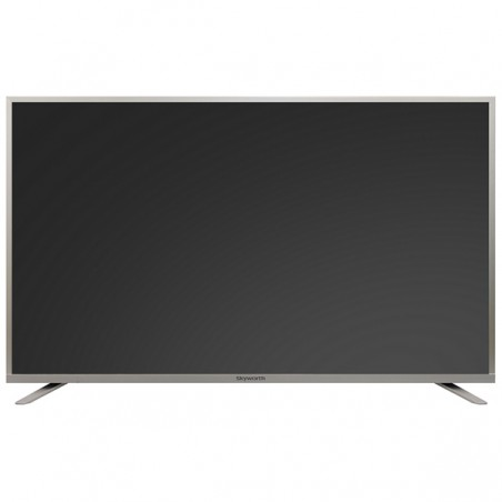 "TV intelligente Skyworth 55"" Ultra HD 4K WIFI Noir Argent"