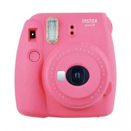 Appreil Photo Instantané Fujifilm Instax Mini 9 Rose